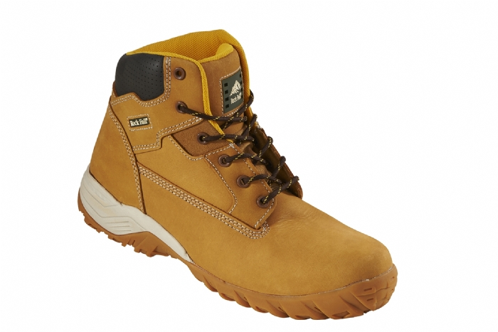 Rockfall Flint Honey Non Metallic Safety Boot