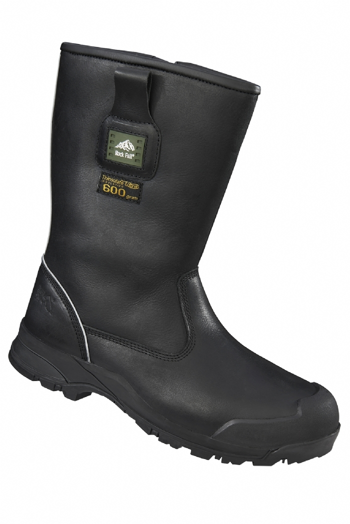Rockfall RF040 Manitoba Cold Temperature Safety Rigger Boot