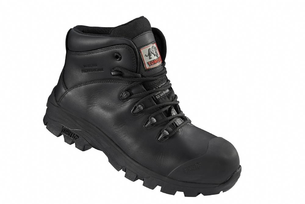 6d84ca174b1 Rockfall Tomcat TC1070 Denver Waterproof Technical Safety Boots | Aston  Pharma