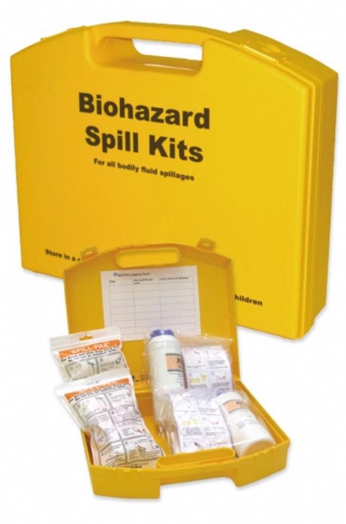 KBS01 Biohazard Spill Kits