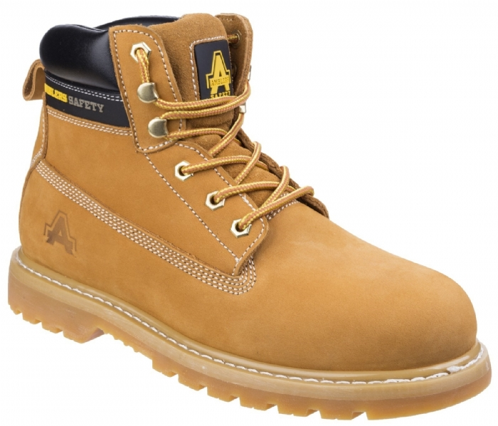 Amblers FS7 Safety Boots With Steel Toe Caps