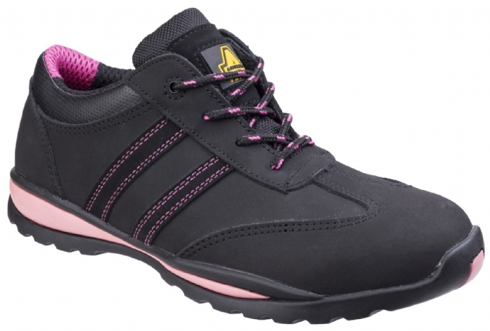 Amblers FS47 Ladies Safety Trainers With Steel Toe Cap & Midsole