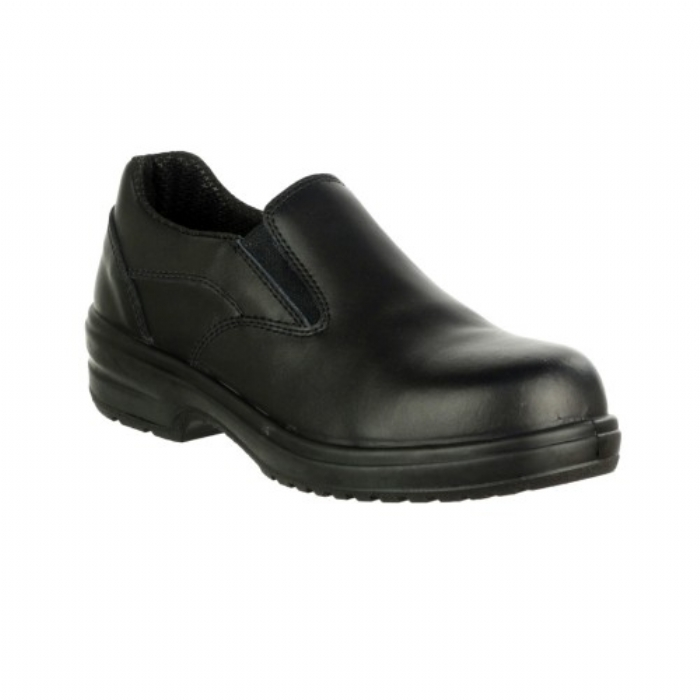AMBLERS FS94C WOMENS SLIP ON SAFETY SHOES