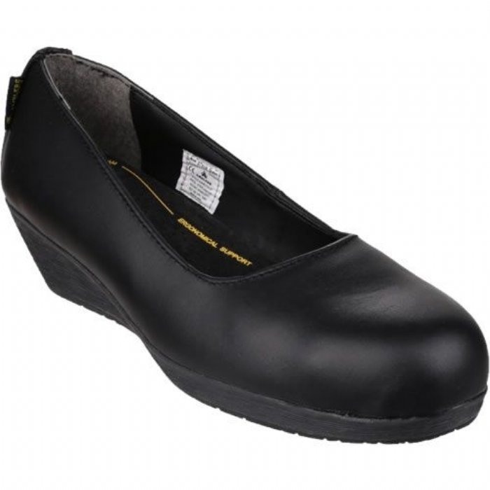 Amblers FS107 Ladies Safety Court Shoe