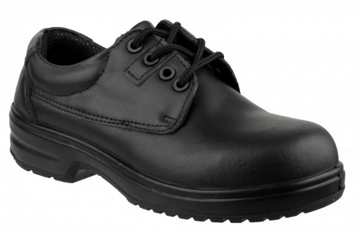 Amblers Ladies Metal Free Safety Shoes