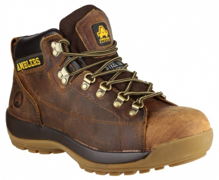 Amblers D-Ring Safety Boot