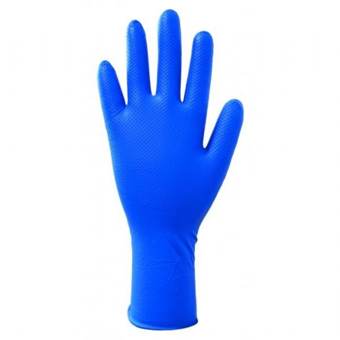 GL300 Finite Blue HD Long Cuff Gloves