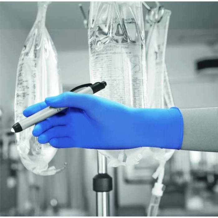 GS690 Sterile Powder Free Nitrile Examination Gloves