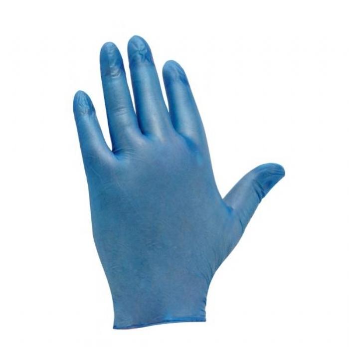 GD13 Sheild 2 Powder Free Vinyl Gloves