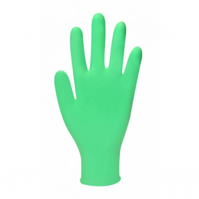 GN67 Aloe Care Powder Free Aloe vera Synthetic Gloves
