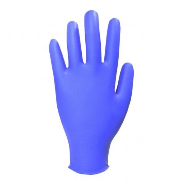 Polyco MFNP100 Finite P Indigo AF Accelerator Free* Nitrile Glove