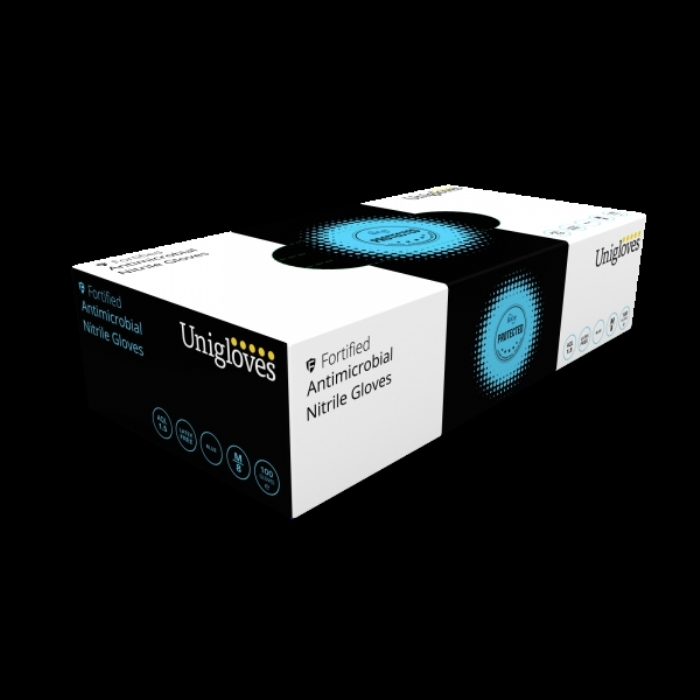 Unicare Fortified Nitrile Glove