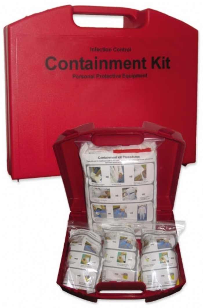 KC01 Pandemic Containment Kits
