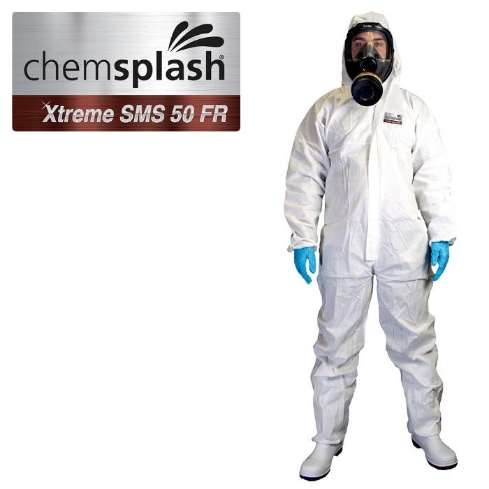 CHEMSPLASH XTREME FR Coverall