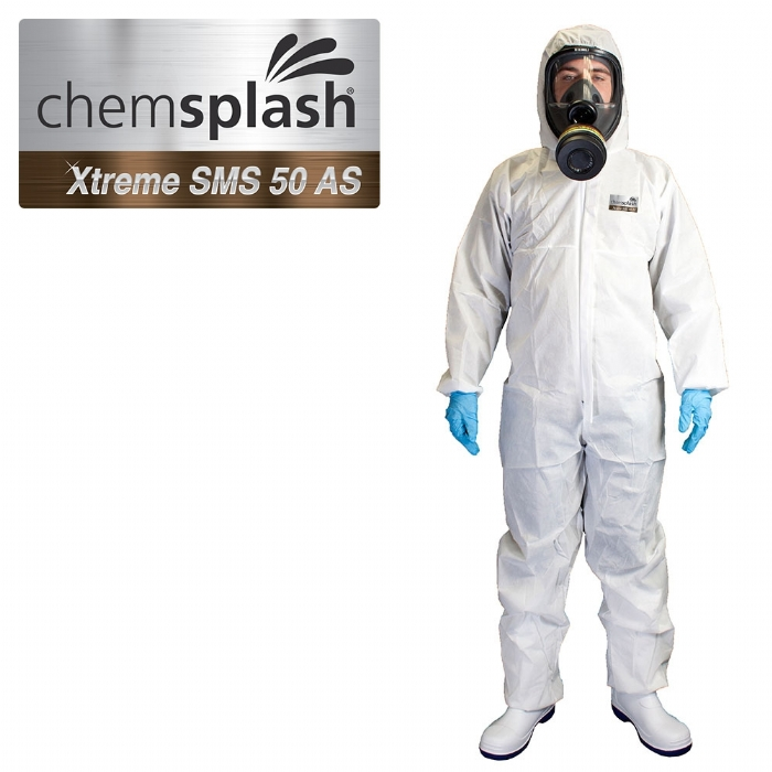 CHEMSPLASH XTREME AS Coverall