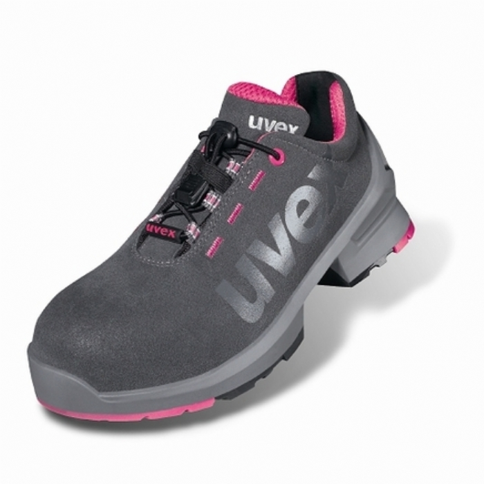 8562/8 Uvex 1 Ladies Safety Trainer Shoe