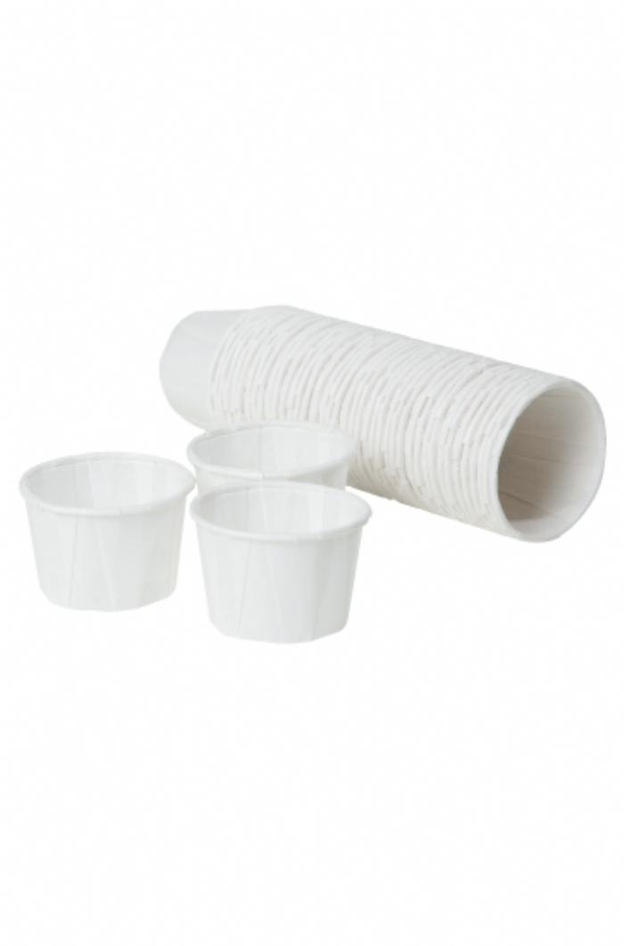 PHPOT063 Waxed Pulp Paper Medicine Pot