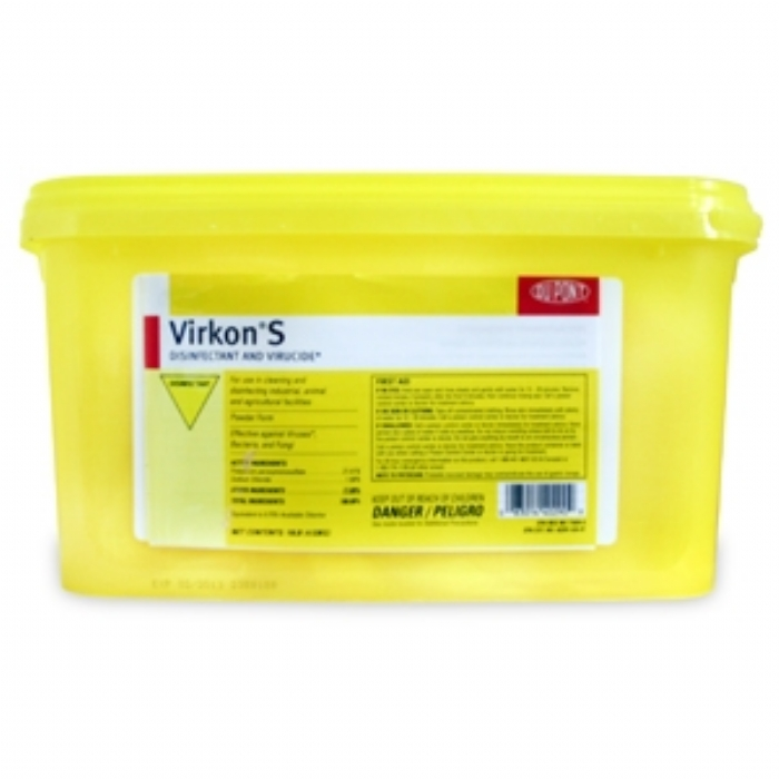 Dupont - Virkon S Disinfectant Powder 5kg