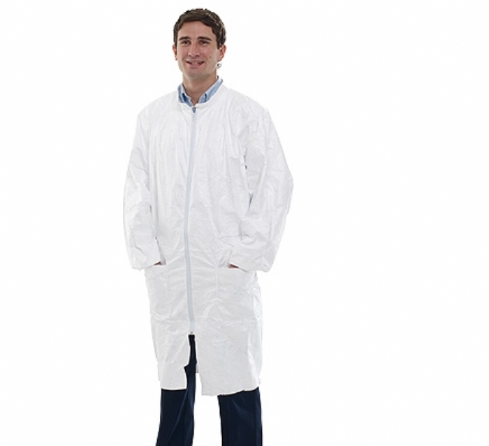 Tyvek Disposable Visitor and Lab Coat 300180