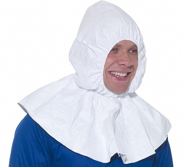 382001 Tyvek Disposable Hood
