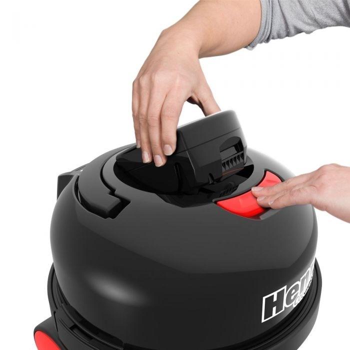 Henry Cordless HVB160 Two Battery