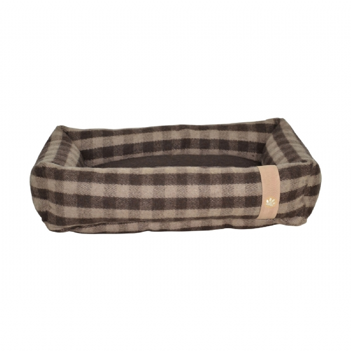 Companion Country Snuggle Dog Bed