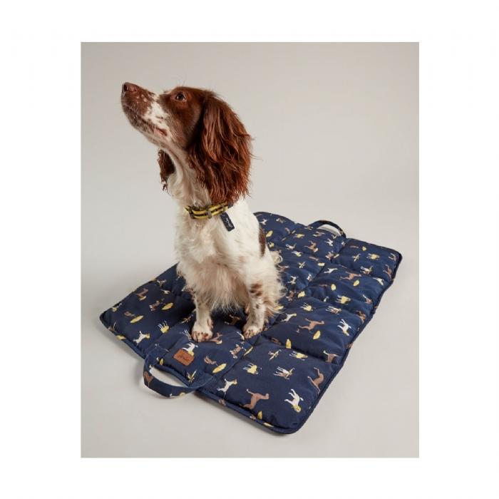 Joules Dog Print Travel Mat