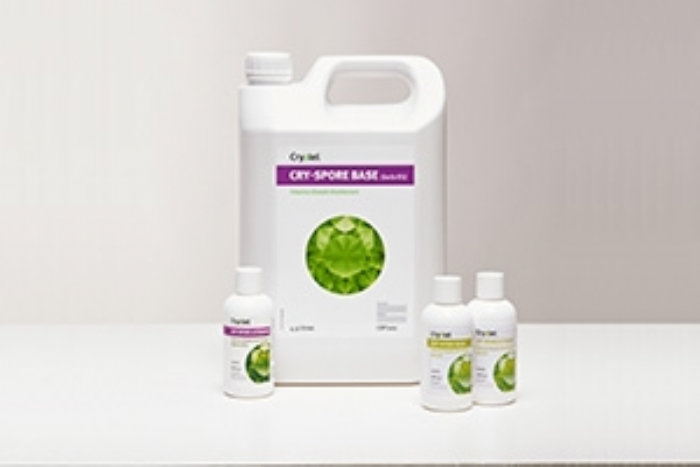 CRY120 Crystel CRY-SPORE (Sterile) - Sterile Surface Disinfectant