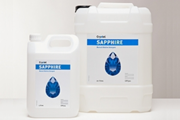 CRY301 Crystel SAPPHIRE - Manual Surface Detergent