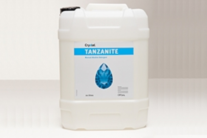 CRY306 Crystel TANZANITE - Manual Surface Detergent