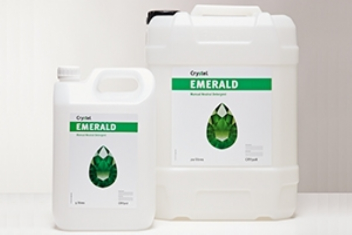 CRY309 Crystel EMERALD - Manual Surface Detergent