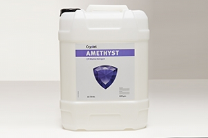 CRY401 Crystel AMETHYST - CIP Detergent