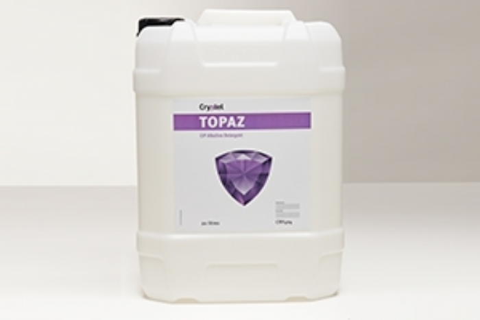 CRY406 Crystel TOPAZ - CIP Detergent