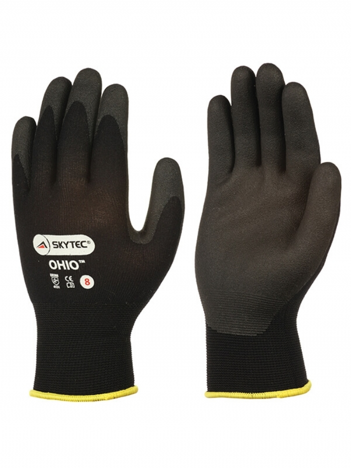 Skytec Ohio Foam Coated Grip Gloves