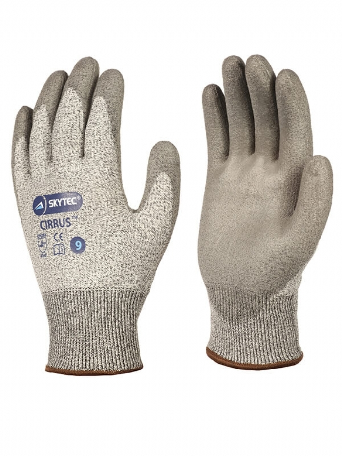 Skytec Cirrus Level 3 Cut and Puncture Protection Work Gloves