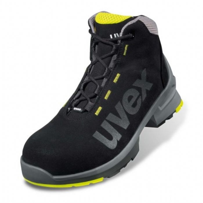 Uvex 1 S2 SRC lace-up boot