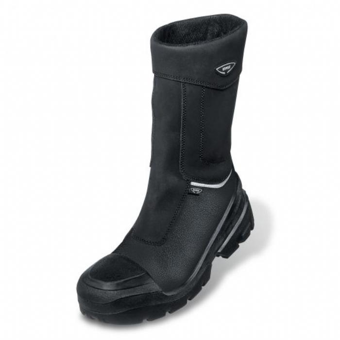 Uvex quatro pro S3 CI SRC winter zip-up boot
