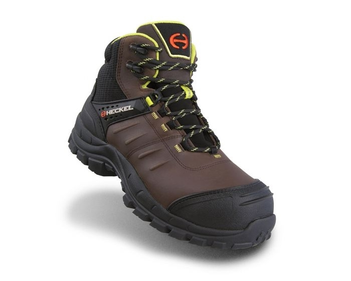 UVEX HECKEL MACCROSSROAD S3 BROWN SAFETY BOOT
