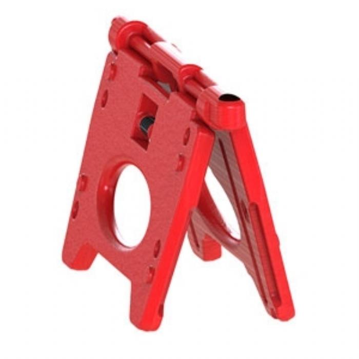 AlphaBloc® 1m Foldable Traffic Separator – Red