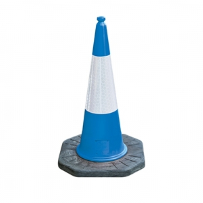 1m Dominator Blue Cone with Sealbrite Sleeve