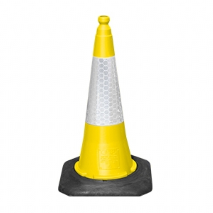 75cm Dominator Yellow Cone with Sealbrite Sleeve
