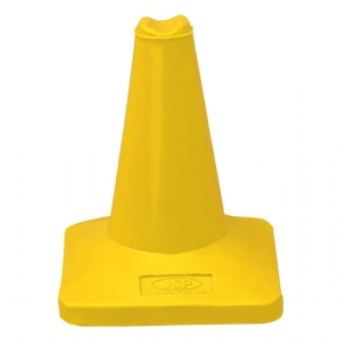 30cm Sand Weighted Sports Cone – Yellow