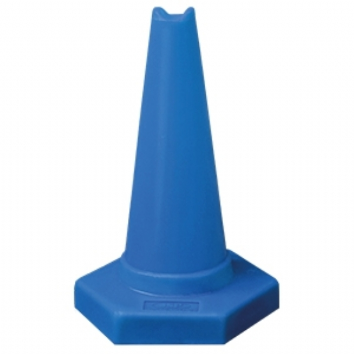 45cm Sand Weighted Sports Cone - Blue