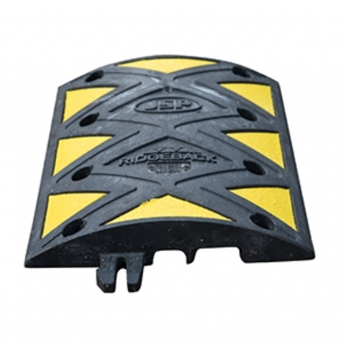 Ridgeback 7.5cm Speed Ramp - 5MPH-8KM/H (Single Section)