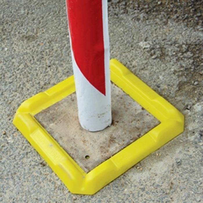 Scaffolding Grippa Pad Yellow