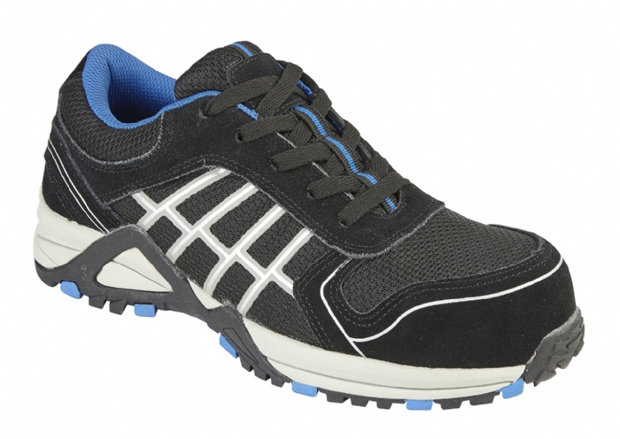 HIMALAYAN Black Composite Safety Trainer