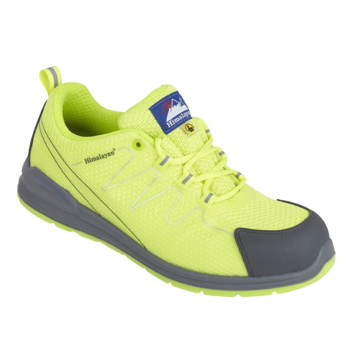 HIMALAYAN Yellow Electro ESD Mesh Safety Trainer