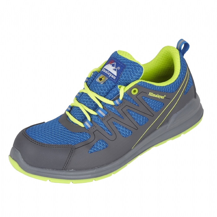HIMALAYAN Blue Electro ESD Mesh Safety Trainer