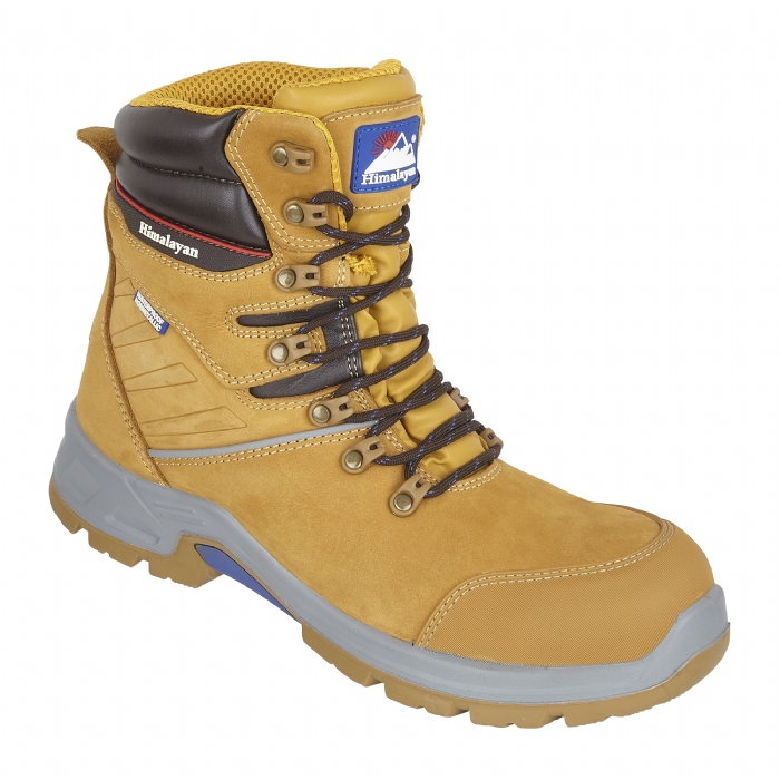 HIMALAYAN Honey StormHi Leather Waterproof Safety Boot
