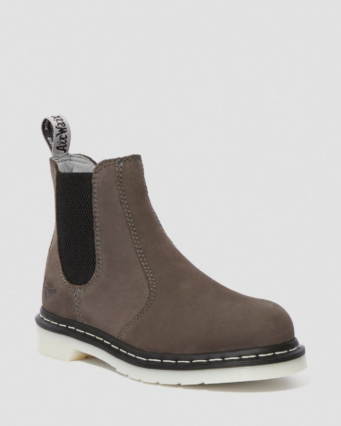 DR MARTENS Arbor ST Grey Womens Safety Boot